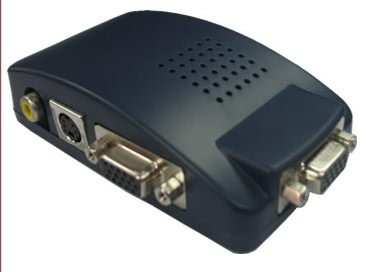 Conversor AV x VGA 26.121