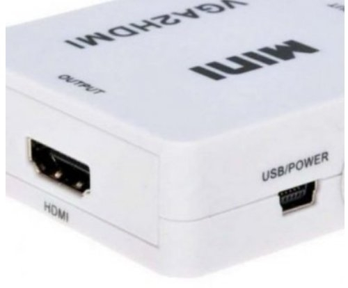 Conversor VGA para HDMI 26.125