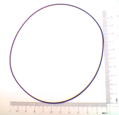Correia P28 Fina Som  - Medida Dobrada:18,3cm Philips  CX07