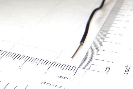 Fio Solido 0,50mm2 20 Awg Sn Preto 10.22.001PT