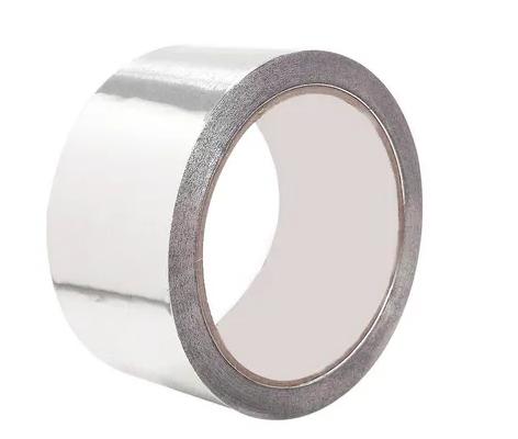 Fita Adesiva Aluminio Refrigerador 48x30m / 50m 70.016.9