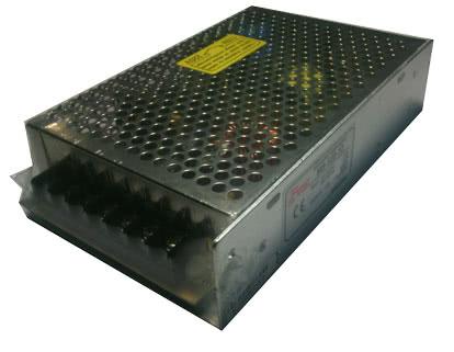 Fonte Metalica Chaveada 12V 10A MS-120W 48.160