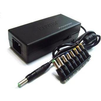 Fonte Notebook Universal com 8 pinos Ajuste Chaveado XXC FX-505A 48.170