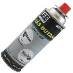 *Gas Butano 200gr 400ml 42.006