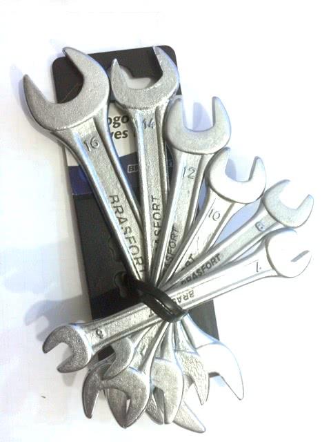 Jogo de Chave Fixa 6 a 17mm com 6 chaves 50.009