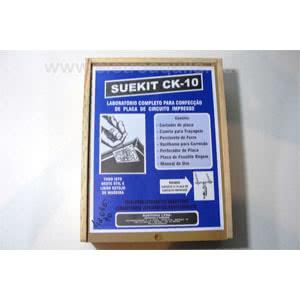 *Kit Confecção Circuito Impresso CK10 Ceteisa 42.045.10