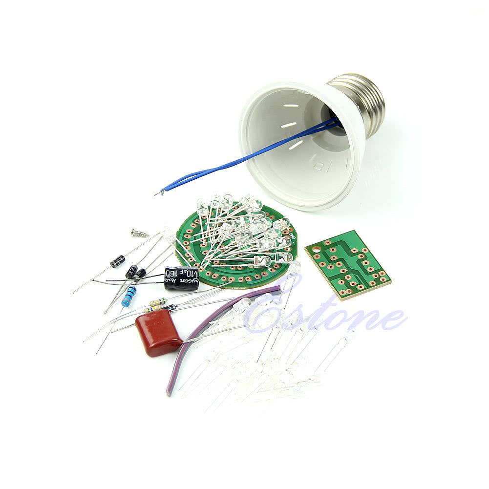 Kit Lampada 38 LEDs 220V 20.02.008