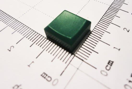 Knob Mesa Som Pequeno Verde 32.07.003VD