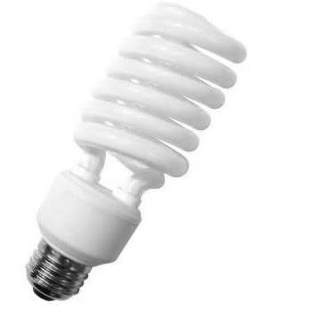 Lampada Economica 33W X 220V Espiral 20.01.015