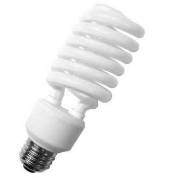 Lampada Economica 59W / 60W  X 220V Espiral 20.01.016