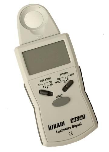 Luximetro Digital HLX881A Hikari 21N026