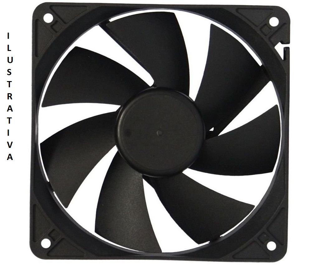 Micro Ventilador 12V 120 X 120 X 25 46.028.1