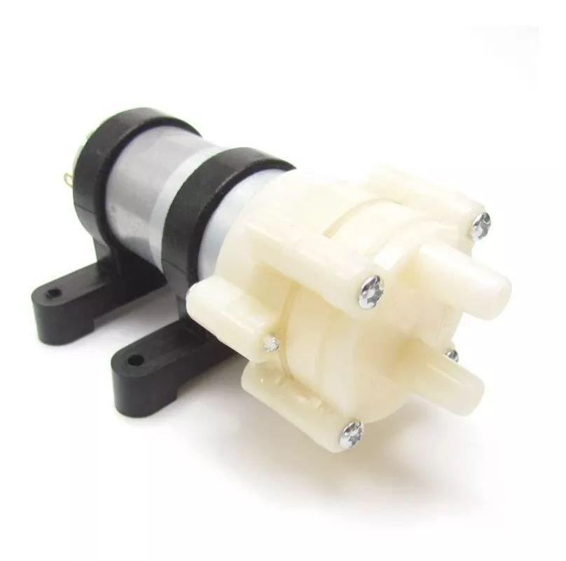 Mini Bomba De Agua 12v Rs385 Pulverização Arduino A149