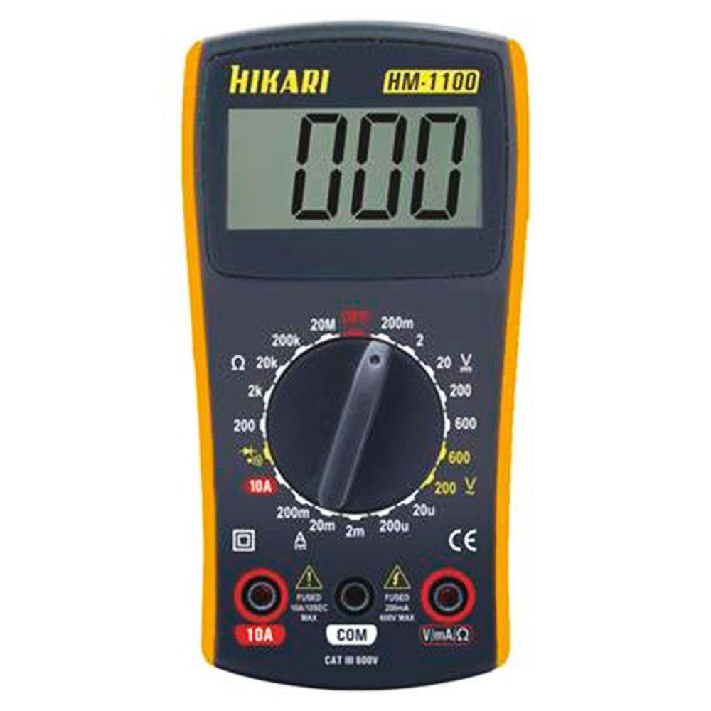 Multimetro Digital HM1100 Hikari 21N138