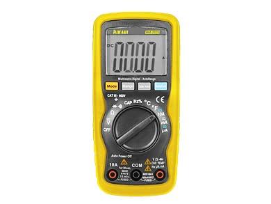 Multimetro Digital HM2020 Hikari 21N040