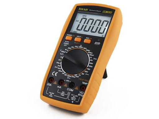 Multimetro Digital HM2030 Hikari 21N076U