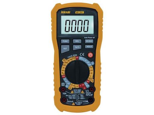 Multimetro Digital HM2082 Hikari 21N238