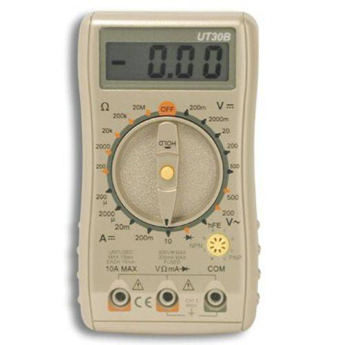 Multimetro Digital UT30B