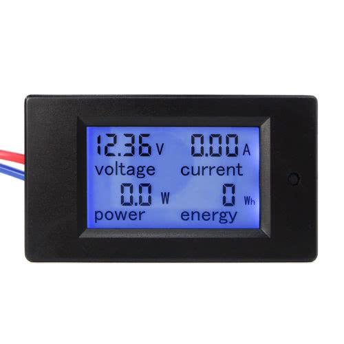 Multmedidor Digital Corrente Tensão Potencia Energia 46.060