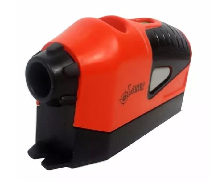Nível Guia A Laser Projetor De Linha 2 Bolhas Ferramenta 75.012