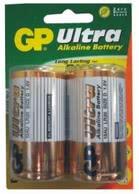 *Pilha Grande Alcalina GP D com 2 45.09.004