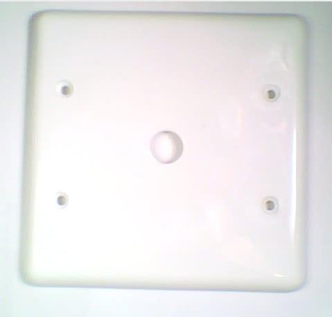 Placa 4x4 Furo 245-B Ilumi 30.11.007
