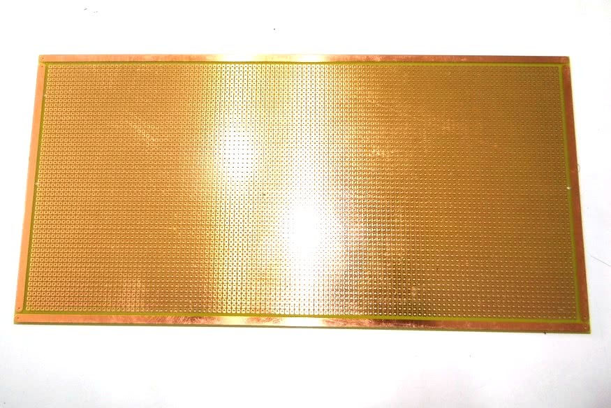 Placa Padrão Fibra de Vidro Ilha 150 x 300 com 6102 Furos Idall 43.108
