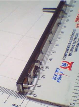 Potenciometro Deslizante P10KA 100mm 91.12.029