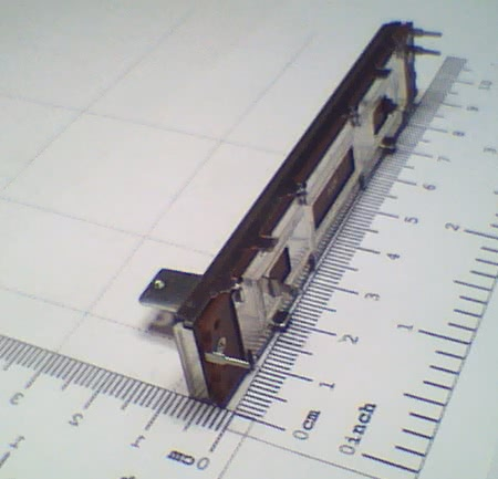 Potenciometro Deslizante P10KA 60mm Super Slide 91.12.027