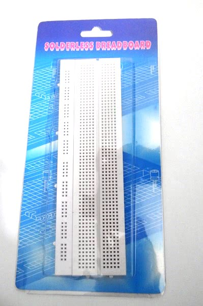 Protoboard  640 Pontos 1 Barra sem Suporte 46.039.3