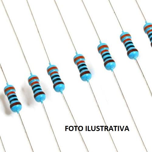 Resistor 1/4w - 5% 390kr