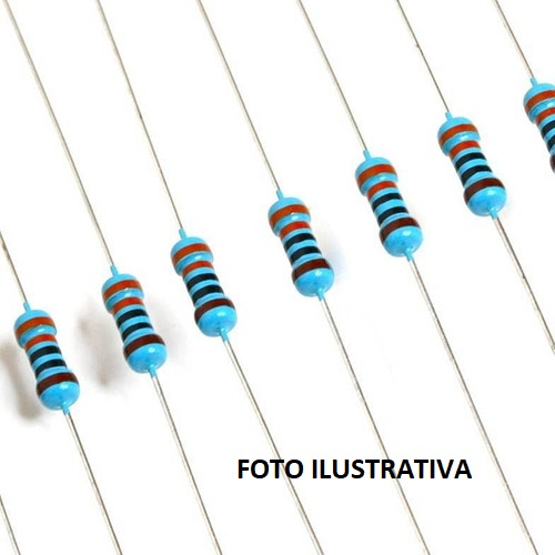 Resistor 1/4w - 5% 43kr