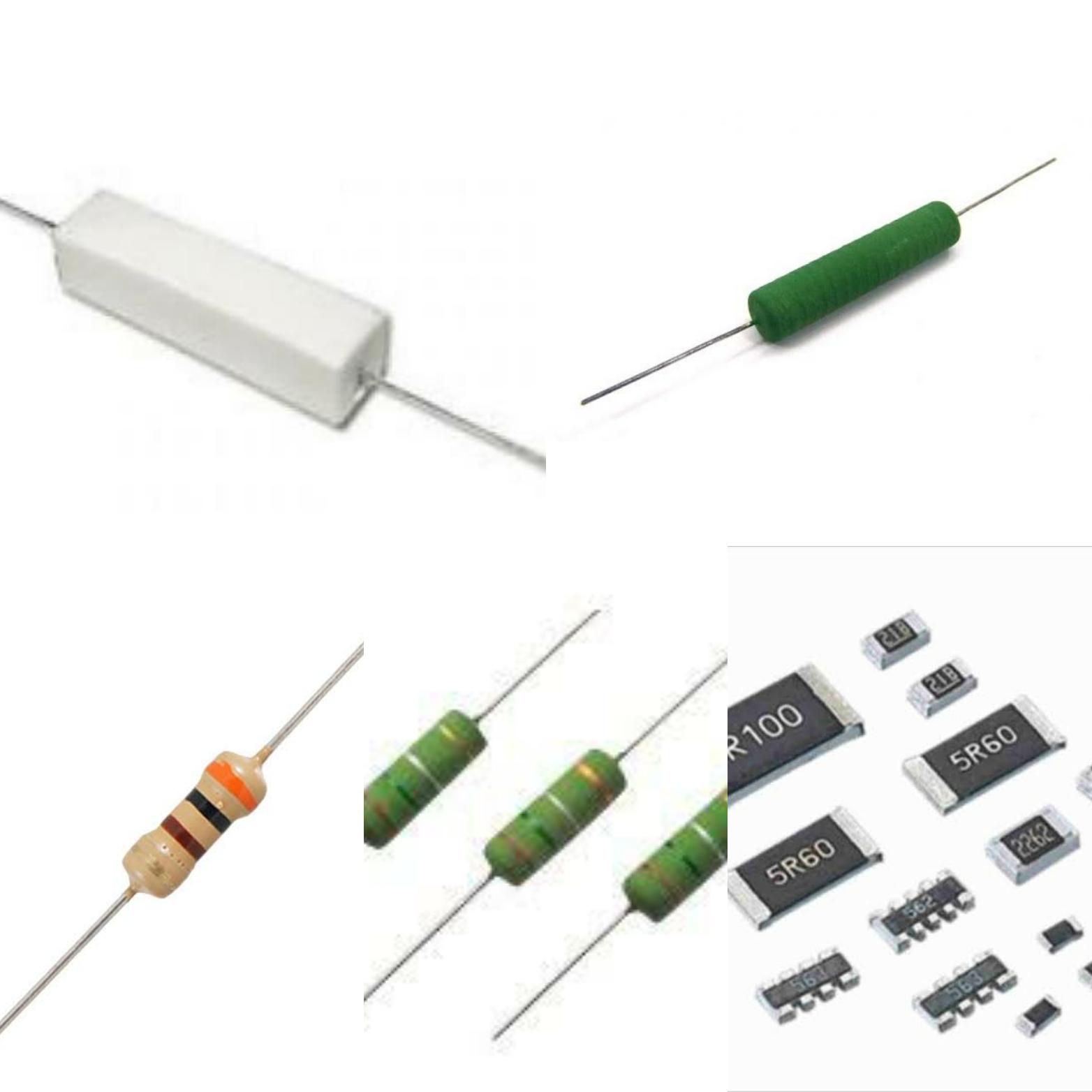 Resistor 5w 6r2