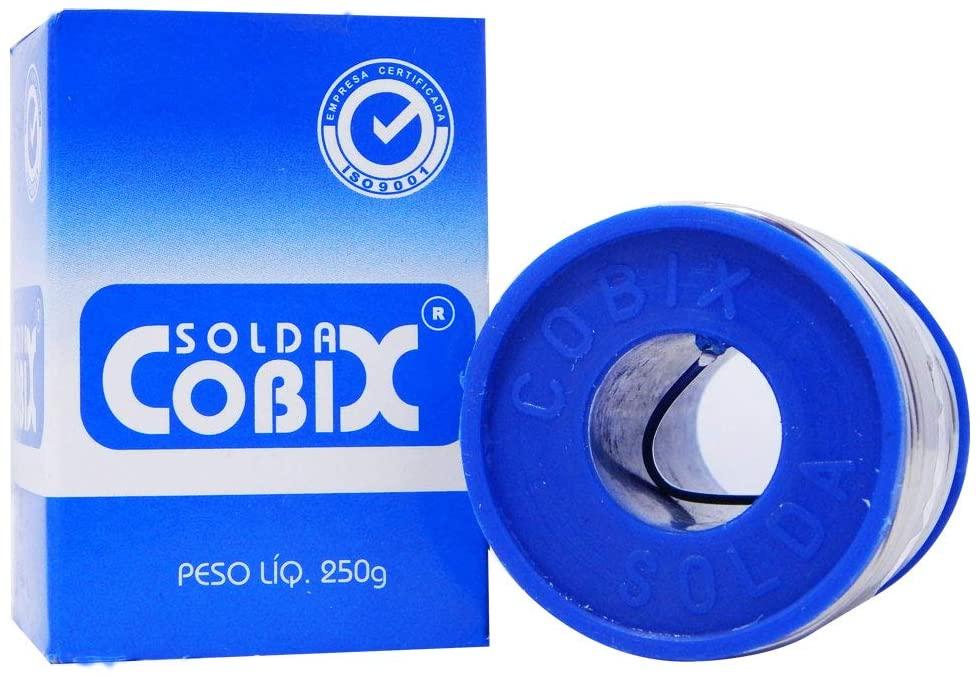 *Rolo Solda Azul 250g 60x40 1 mm Cobix 147 10.28.005