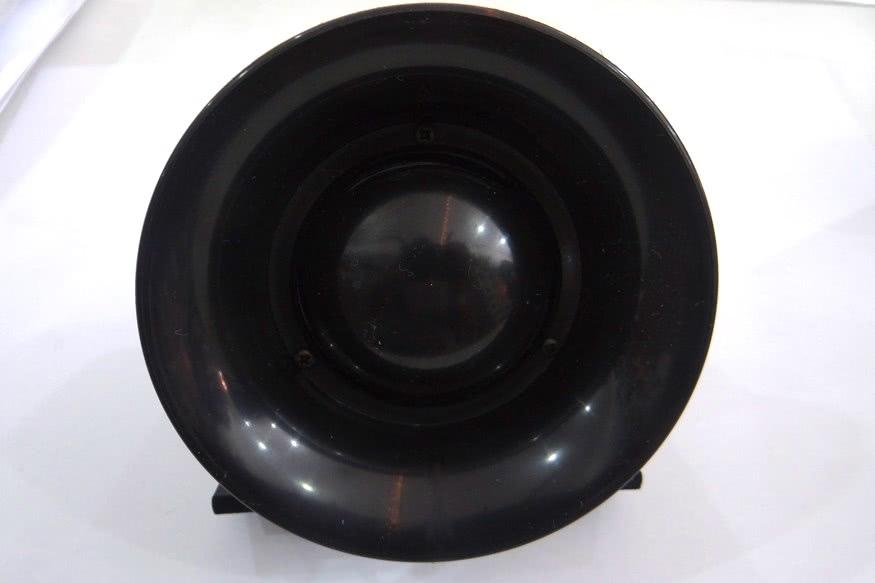Sirene 12V Piezo F105895 1 Ton Preta 49.077PT