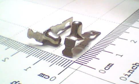 Terminal Rebite Metal 90.081 Caixa 30