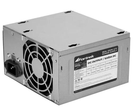 Testador de Fonte ATX 48.142.1