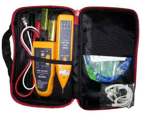 Teste Kit Localizador de cabos GHI-500 46.047
