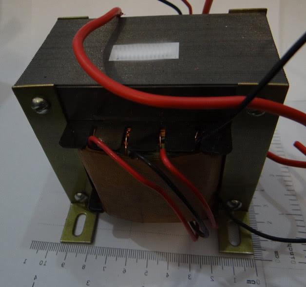 Transformador 10A 0+12V