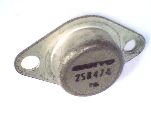Transistor 2SB474  TRANS   20