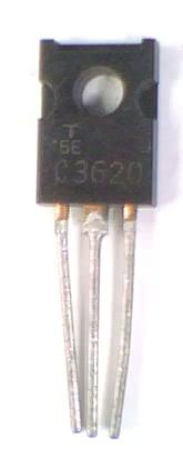 Transistor 2SC3620  TRANS 45