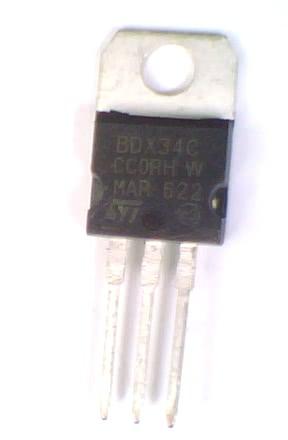 Transistor BDX34   TRANS 89