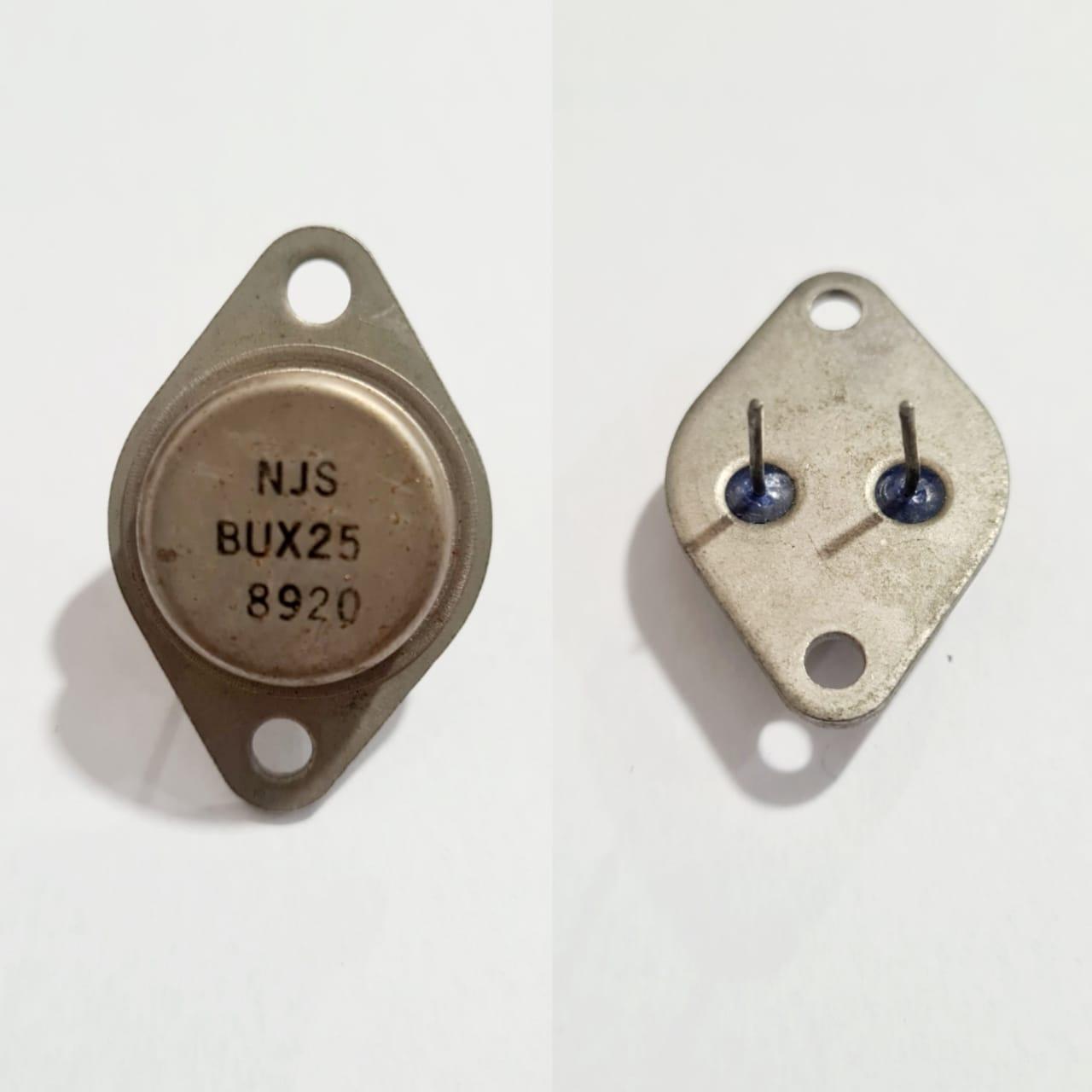 Transistor BUX25 TRANS 89