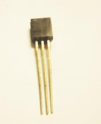 Transistor J109 JFET -25V 40 mA 6V TO-92 -I19