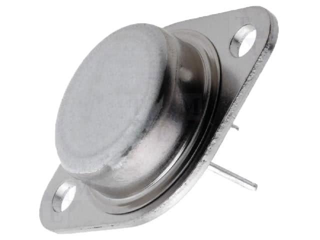 Transistor NPN Alta Potencia 2N3055 TRANS 4