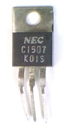 Transistor NPN Video 2SC1507  TRANS 34