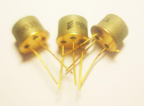 Transistor PBD3510 -I17