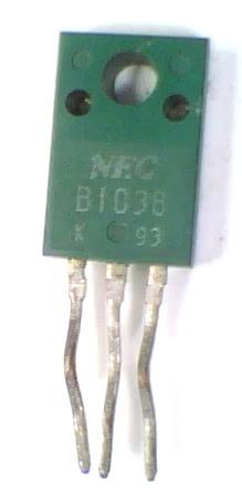 Transistor PNP 2SB1038  TRANS