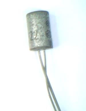 Transistor PNP Audio2SB22  TRANS