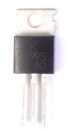 Transistor PNP Audio 2SB595    TRANS
